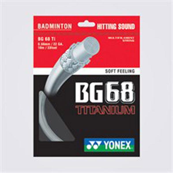 Yonex-BG68Ti
