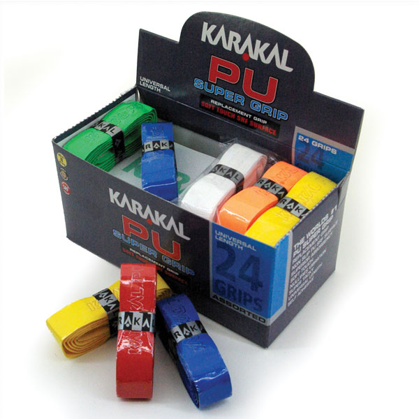 Karakal-PU-Super-Grip-Assorted-Grips