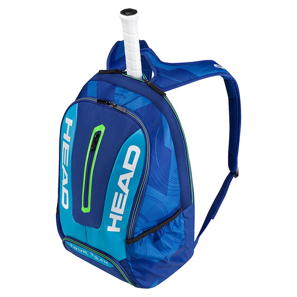 Head_Tour Team Backpack_Blue