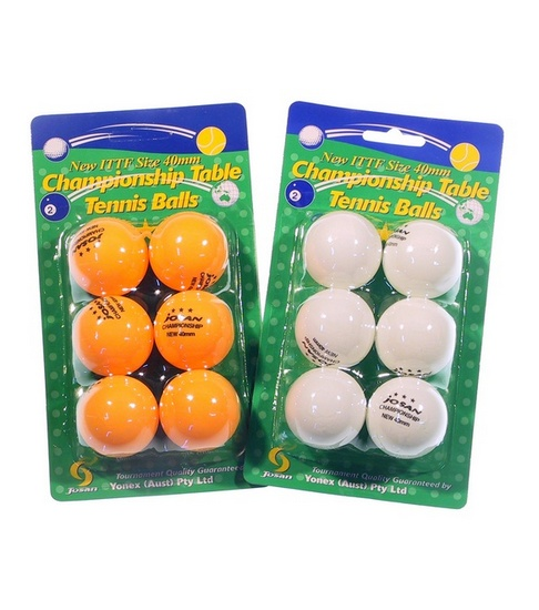 Josan 3 Stars Table Tennis Balls