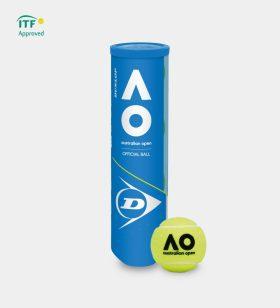 DUNLOP AO Tennis Balls