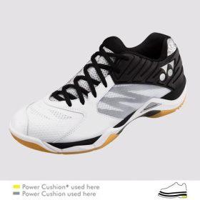 onex_Comfort_Z Men White Badminton Shoes