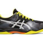 Asics_Gel Tactic Black Silver
